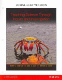 Teaching Science Through Inquiry and Investigation  Enhanced Pearson Etext with Loose Leaf Version    Access Card Package Book