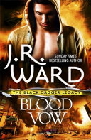 Blood Vow Book