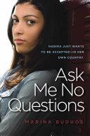 Ask Me No Questions Pdf/ePub eBook