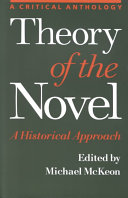 Theory of the Novel