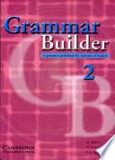 Grammar Builder 2