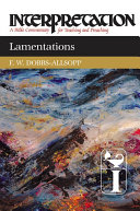 Lamentations Interpretation