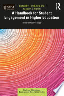 A Handbook for Student Engagement in Higher Education Book