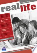 Real Life Global Pre-Intermediate Workbook for Pack