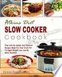 Atkins Diet Slow Cooker Cookbook