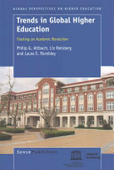 Trends in Global Higher Education