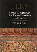 Corpus Inscriptionum Arabicarum Palaestinae (CIAP).