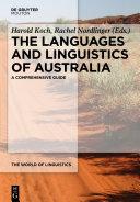 The Languages and Linguistics of Australia [Pdf/ePub] eBook