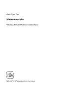 Macromolecules  Volume 2 Book