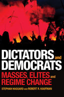 Dictators and Democrats