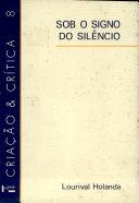 Sob o signo do silêncio