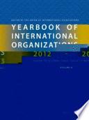 Yearbook of International Organizations 2011-2012