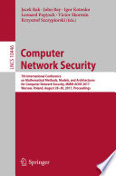 Computer Network Security Book