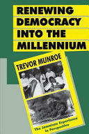 Renewing Democracy Into the Millennium