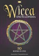 Wicca Encyclopedia Book