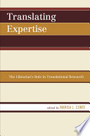 Translating Expertise Book PDF