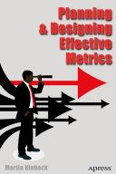 Planning and Designing Effective Metrics Pdf/ePub eBook