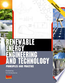 Renewable Energy Engineering And Technology Book PDF
