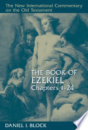The Book of Ezekiel  Chapters 1   24 Book