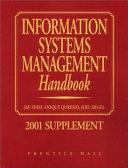 Information System Management 2000