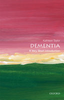 Dementia  A Very Short Introduction