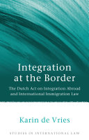 Pdf Integration at the Border