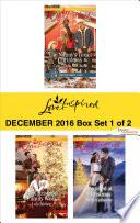 Harlequin Love Inspired December 2016 Box Set 1 Of 2
