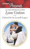 Claimed for the Leonelli Legacy [Pdf/ePub] eBook