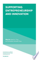 Supporting Entrepreneurship And Innovation Book PDF