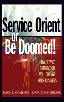 Pdf Service Orient or Be Doomed!