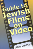 Guide to Jewish Films on Video