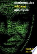 Mathematics without Apologies Book PDF