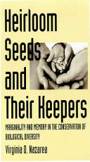 Heirloom Seeds and Their Keepers
