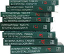 International Tables for Crystallography 5th Edition