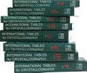 International Tables for Crystallography, 8 Volume Set