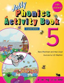 Jolly Phonics Activity Book 5 (in Print Letters)