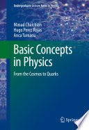 Basic Concepts in Physics Book