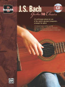J.S. Bach Guitar Tab Classics