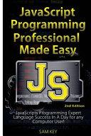 JavaScript Professional Programming Made Easy
