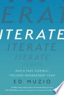 Iterate Book