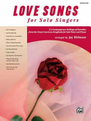 Love Songs for Solo Singers ebook
