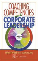 Coaching Competencies and Corporate Leadership Pdf/ePub eBook