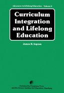 Curriculum Integration and Lifelong Education