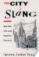 The City in Slang