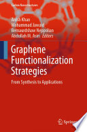 Graphene Functionalization Strategies