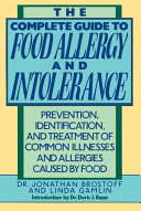 The Complete Guide to Food Allergy and Intolerance ebook