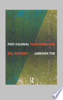 Post Colonial Transformation