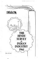 The Hindu Survey of Indian Industry  1961