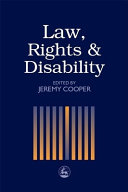 Law, Rights, and Disability