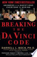 Breaking the Da Vinci Code